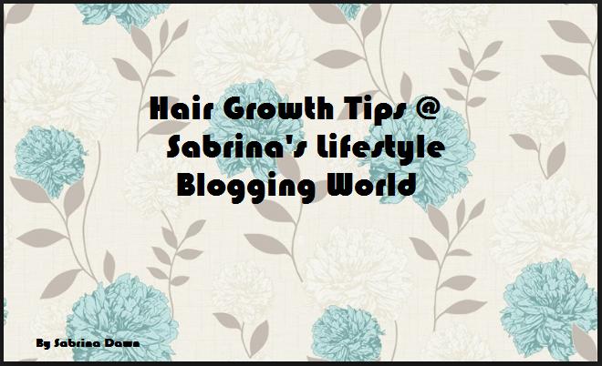 Hair Growth Tips!