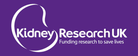Just Giving: Kidney Research UK Donations